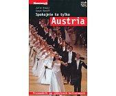 Szczegóły książki SPOKOJNIE TO TYLKO AUSTRIA