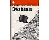 Szczegóły książki ETYKA BIZNESU