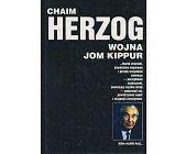 Szczegóły książki WOJNA JOM KIPPUR