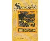 Szczegóły książki LUX PERPETUA