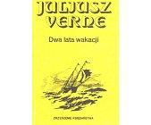 Szczegóły książki DWA LATA WAKACJI
