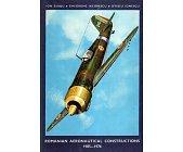 Szczegóły książki ROMANIAN AERONAUTICAL CONSTRUCTIONS 1905-1974