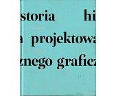 Szczegóły książki HISTORIA PROJEKTOWANIA GRAFICZNEGO