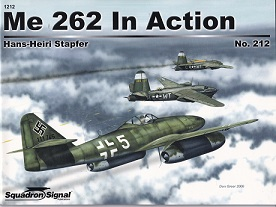 ME 262 IN ACTION