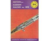 Szczegóły książki KARABIN MAUSER WZ. 1898