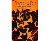 Szczegóły książki MANUAL OF THE TREES OF NORTH AMERICA - VOL. 2