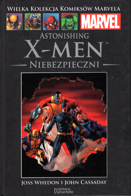 ASTONISHING X-MEN: NIEBEZPIECZNI (MARVEL 28)