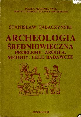 ARCHEOLOGIA ŚREDNIOWIECZNA