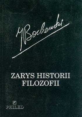 ZARYS HISTORII FILOZOFII