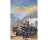 Szczegóły książki CZOŁGI JAPOŃSKIE 1938-1945