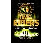 Szczegóły książki TIME RIDERS - CZAS DRAPIEŻNIKÓW