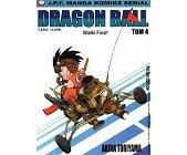 Szczegóły książki DRAGON BALL - TOM 4 - WIELKI FINAŁ!