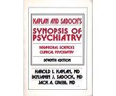 Szczegóły książki SYNOPSIS OF PSYCHIATRY