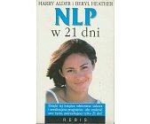 Szczegóły książki NLP W 21 DNI