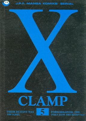 X CLAMP - TOM 5