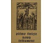 Szczegóły książki PISMO ŚWIĘTE. NOWY TESTAMENT
