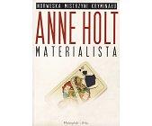 Szczegóły książki MATERIALISTA