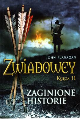 ZWIADOWCY - KSIĘGA 11 - ZAGINIONE HISTORIE