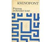 Szczegóły książki PISMA SOKRATYCZNE