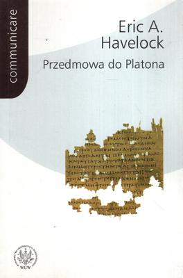 PRZEDMOWA DO PLATONA