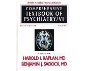 Szczegóły książki COMPREHENSIVE TEXTBOOK OF PSYCHIATRY/VI