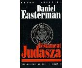 Szczegóły książki TESTAMENT JUDASZA