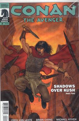 CONAN THE AVENGER - SHADOWS OVER KUSH - PART 2