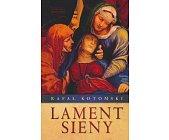 Szczegóły książki LAMENT SIENY