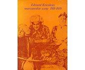 Szczegóły książki WARSZAWSKIE SCENY 1918 - 1939
