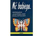 Szczegóły książki NIĆ BABIEGO...