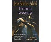 Szczegóły książki BRAMA WEZYRA