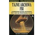 Szczegóły książki TAJNE ARCHIWA FBI