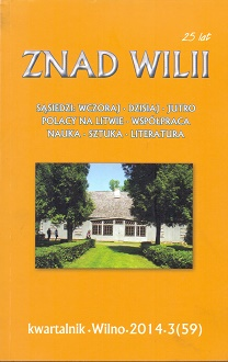ZNAD WILII, NR59, 2014.3
