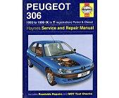 Szczegóły książki PEUGEOT 306