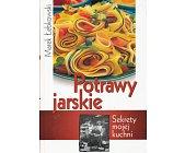 Szczegóły książki POTRAWY JARSKIE