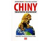 Szczegóły książki CHINY ŚWIATOWYM HEGEMONEM?