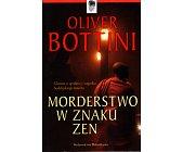 Szczegóły książki MORDERSTWO W ZNAKU ZEN