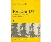 Szczegóły książki KWATERA 139 - 2 TOMY