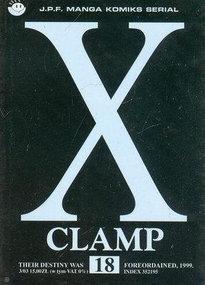 X CLAMP - TOM 18