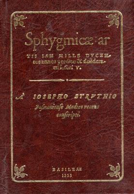SPHYGMICAE ARTIS
