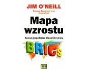 Szczegóły książki MAPA WZROSTU. SZANSE GOSPODARCZE DLA PAŃSTW GRUPY BRICS