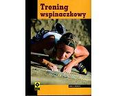 Szczegóły książki TRENING WSPINACZKOWY