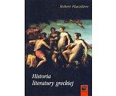 Szczegóły książki HISTORIA LITERATURY GRECKIEJ