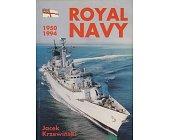 Szczegóły książki ROYAL NAVY 1950-1994