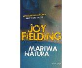 Szczegóły książki MARTWA NATURA
