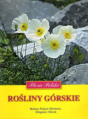 FLORA POLSKI - ROŚLINY GÓRSKIE
