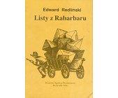 Szczegóły książki LISTY Z RABARBARU