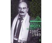 Szczegóły książki DZIENNIK TOM 3 1980-1989
