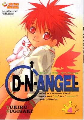 D. N. ANGEL - TOM 4