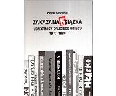Szczegóły książki ZAKAZANA KSIĄŻKA